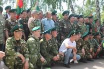 День пограничника | Саратовская область, город Маркс - май 2016 год | marksadm.ru