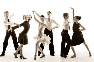 Бальные танцы | Саратовская область, город Маркс, marksadm.ru